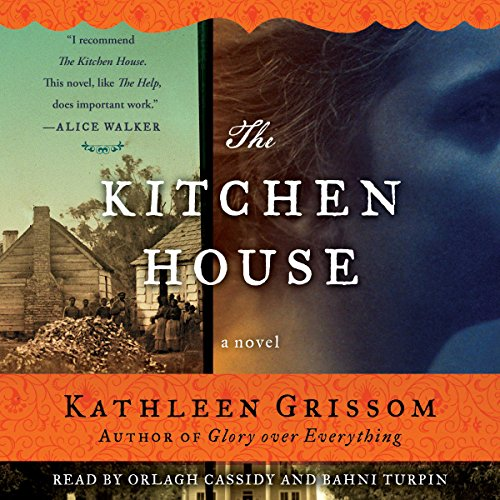 The Kitchen House     A Novel              By:                                                                                                                                 Kathleen Grissom                               Narrated by:                                                                                                                                 Orlagh Cassidy,                                                                                        Bahni Turpin                      Length: 12 hrs and 57 mins     861 ratings     Overall 4.7