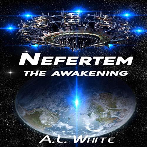 Nefertem: The Awakening audiobook cover art