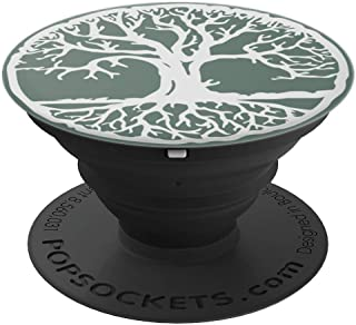 Celtic Tree of Life Irish Design - PopSockets Grip and Stand for Phones and Tablets
