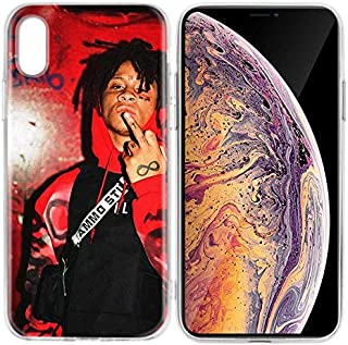 Inspired by Trippie Redd Phone Case Compatible With Iphone 7 XR 6s Plus 6 X 8 9 11 Cases Pro XS Max Clear Iphones Cases TPU- Teeth- Tank- Keychains- Sulili- Sulili- 32989039980