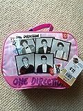One Direction Borsa Pranzo con Scatola e Set Bottiglie, Colore: Rosa