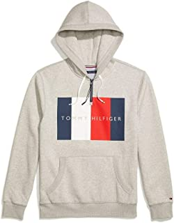 Tommy Hilfiger Men's Adp M Regal Logo Po Hood Sweatshirt