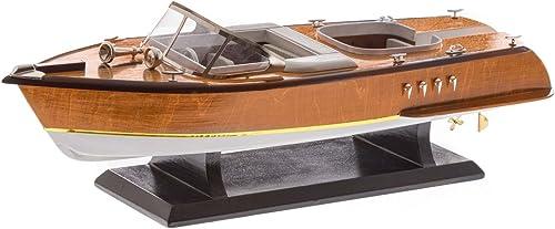 Maquette de bateau de plaisance italien - 50 cm