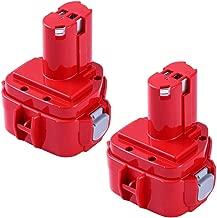 Exmate 12V 2500mAh Bater/ía de repuesto de iones de litio para Makita BL1041B BL1021B Ajuste para 12V max Herramienta CXT Serie CT226 SH02R1 DT03R1 RJ03R1 CT226RX FD05R1 FD06R1 DT03R1