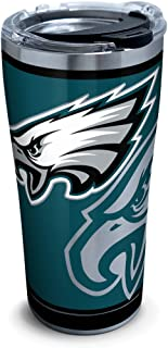 Tervis Stainless Steel Tumbler With Lid, 20 oz, Silver