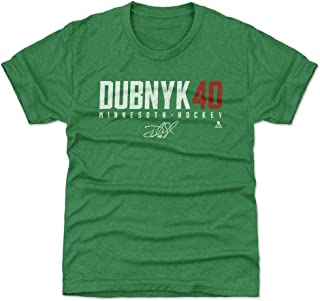 500 LEVEL Devan Dubnyk Minnesota Hockey Kids Shirt - Devan Dubnyk Dubnyk40