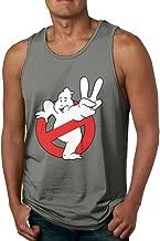Yes Ghost - POY-SAIN Fashion Men's Adults Tank Top Shirt DeepHeather