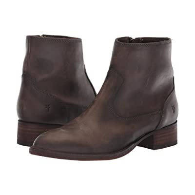 Frye Brooke Short Inside Zip (Smoke) Women