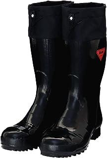 シバタ工業 セーフティベアー500 安全長靴 ブラック 26.0cm AB101