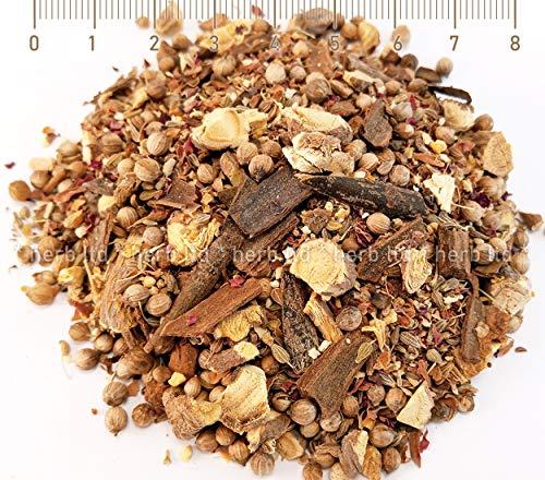 Nirvana Massala Tee, Masala Chai, köstlicher Tee aus Kräutern und Gewürzen