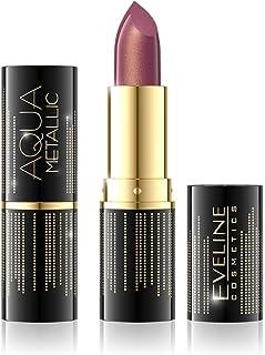 Eveline Aqua Metallic Lipstick 803, 50g