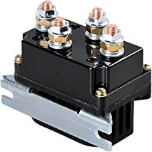 Astra Depot Winch Solenoid Relay Controller 500A DC 12V for Truck ATV UTV 4x4 Contactor 8000lbs-12000lbs Winches