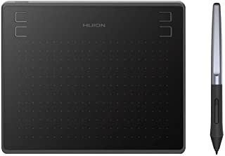 HUION HS64 Graphics Drawing Tablet Battery-Free Stylus Android Windows macOS with 6.3 x 4in Working Area Pen Tablet