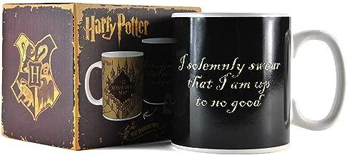 Harry potter Boxed Ceramic Mug Heat changing Mug 300ml