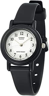 كاسيو ساعة رسمية,للنساء,بلاستيك مطاطي,LQ-139AMV-7B3LDF