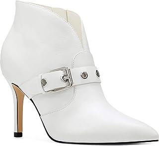 [ナインウェスト] レディース ブーツ&レインブーツ Nine West Jax Heel Bootie (Women) [並行輸入品]