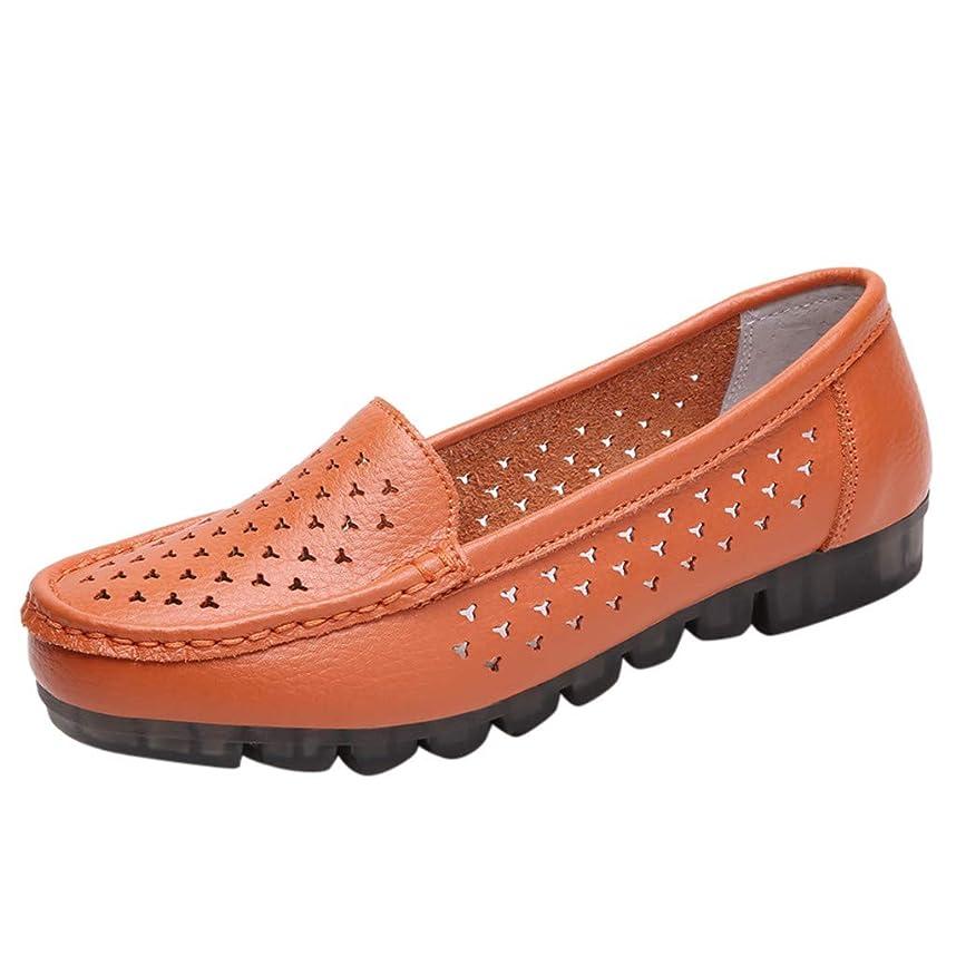 イライラする適応する窒素[Top Homie] レディース モカシン ペタンコ 婦人靴 パンプス 柔らかい ウォーキングシューズ 通勤 軽量 疲れにくい 履きやすい 大きいサイズ 快適 靴