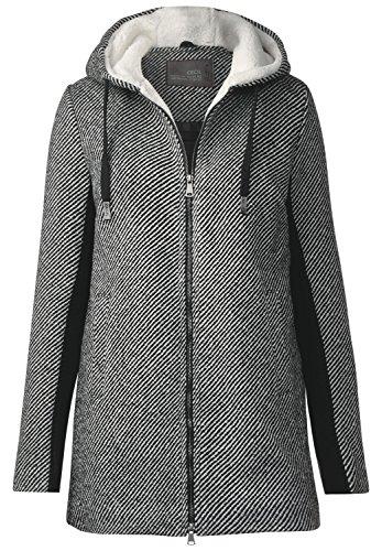 Cecil Damen 100198 Mantel, Dark Grey, X-Large