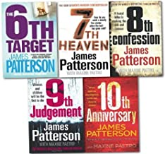 Women's Murder Club Series 2 Collection Set by James Patterson (Books 7-12)