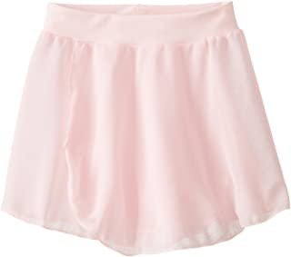 Capezio Girls' Tactel Collection Pull-On Skirt