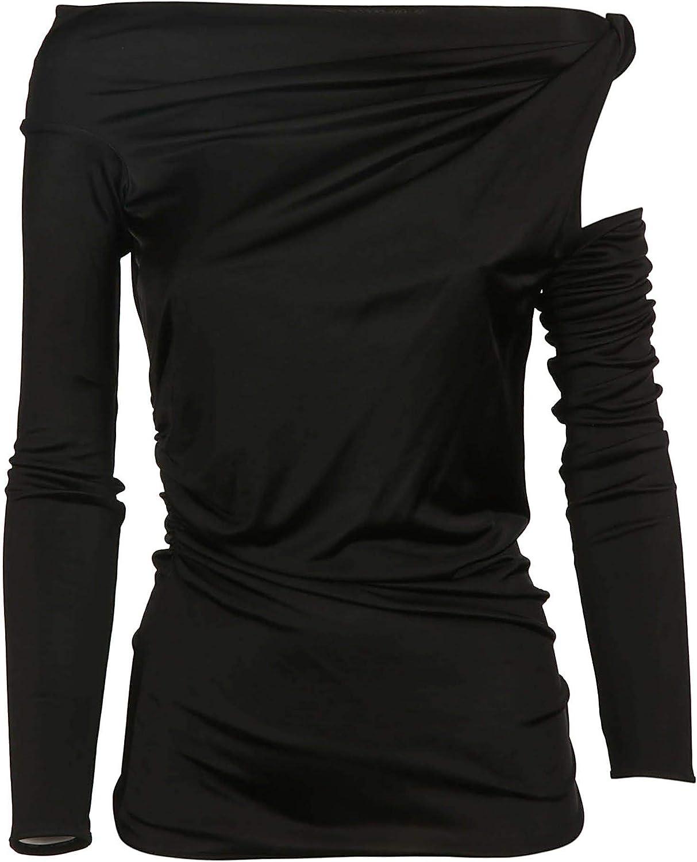 Pinko Women's 1B13N50252Z99 Black Cotton Jumper
