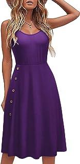 Lavender Summer Dresses,Purple Sun Dress,Dark Purple Dresses,purple summer dress,purple summer dress,