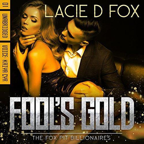 Fool's Gold audiobook cover art