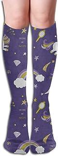 iuitt7rtree Colección de Calcetines de Iconos de Animales Calcetín de calcetín de Vacaciones para Mujer Personalizado Calc...