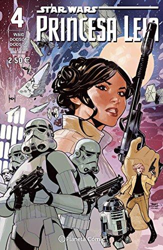 Star Wars Princesa Leia nº 04/05 (Star Wars: Cómics Grapa Marvel)