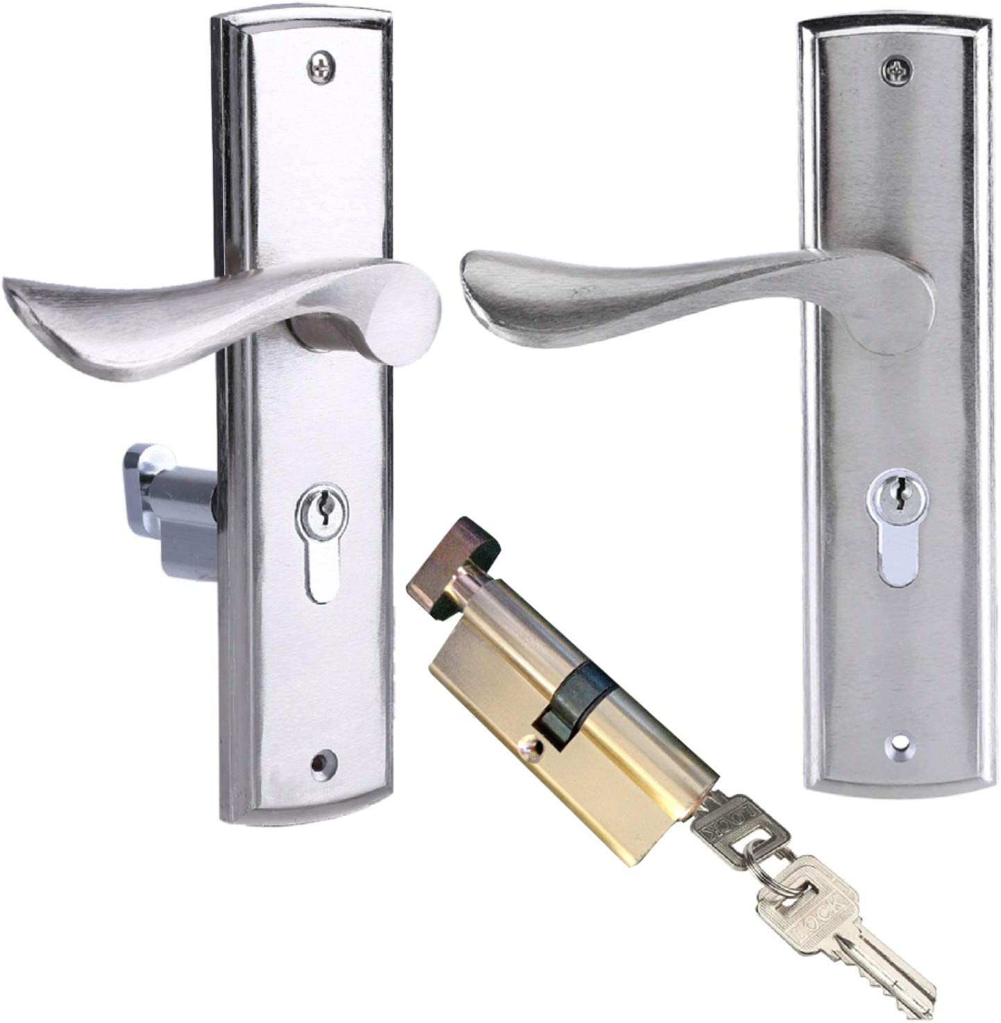 yongyundi Lock Cylinder Durable 40% OFF Cheap Sale Door Front Outlet sale feature Handle