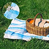 Huahuanghui Tischdeckenbeschwerer Set, 8 Stück Bunte Tischdeckenbeschwerer Edelstahl,Tischdeckenbeschwerer Outdoor, Tischdeckenbeschwerer mit Klammer für Party Picknick Outdoor Gartentischdecken - 5