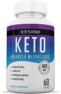 Keto Pills - Ketogenic Fat Burner - for Women & Men - Promotes Healthy Energy Levels - Burn Belly Fat Fast - Carb Blocker ...