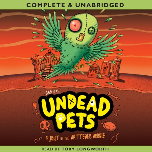 Undead Pets: Flight of the Battered Budgie copertina