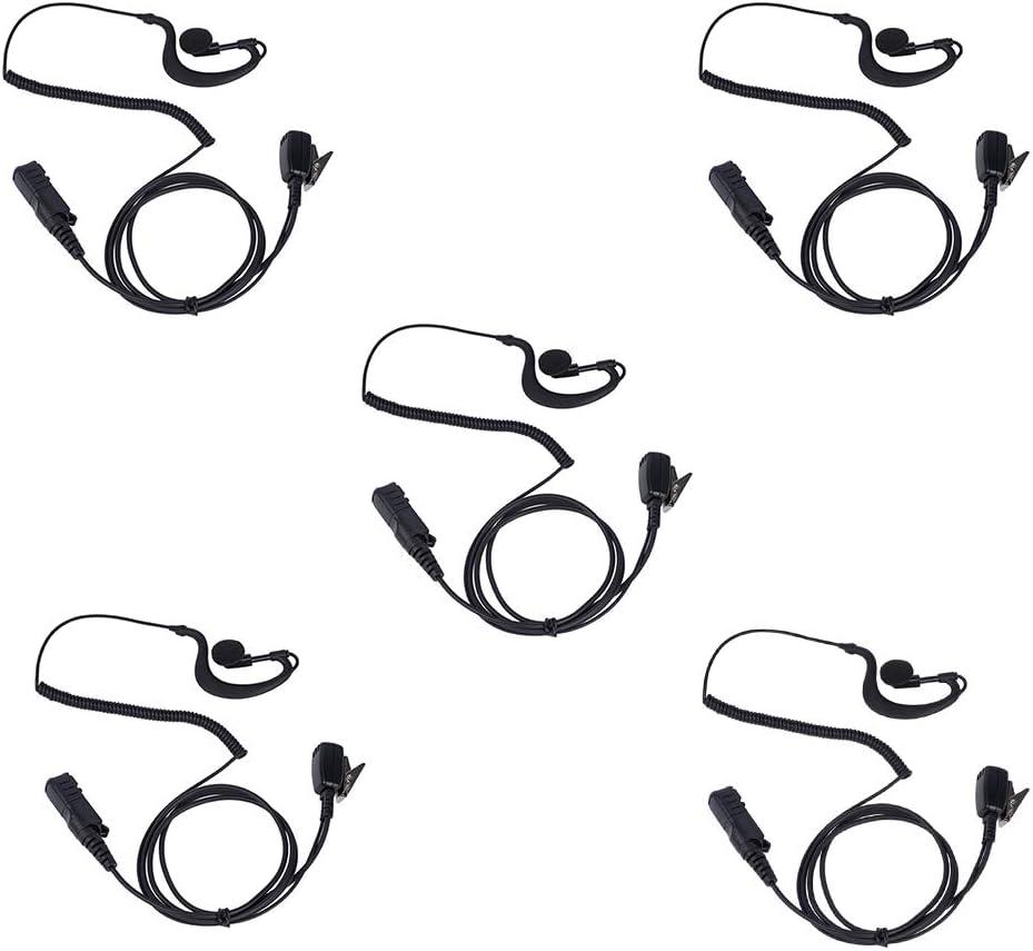 Motorola Xpr High order 3500e Earpiece Klykon G Headset wit Max 69% OFF Shape Ear Piece
