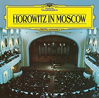 HOROWITZ IN MOSCOW [LP] [12 inch Analog]