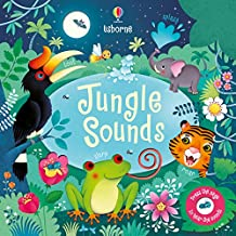 Jungle Sounds (Touchy-Feely Books)
