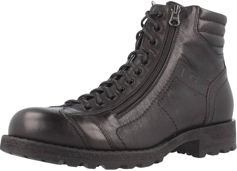 svart Giardini herr stövlar, Colour svart, Brand, Brand, Brand, Model herr stövlar A604590U svart  bra rykte
