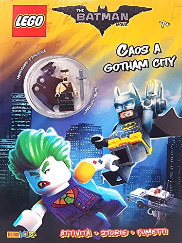 Lego Batman. Chaos a Gotham City