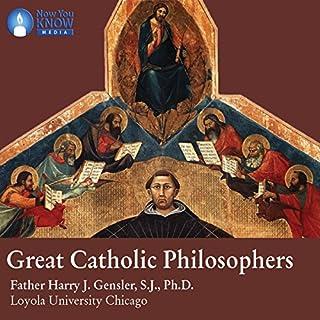 Great Catholic Philosophers cover art