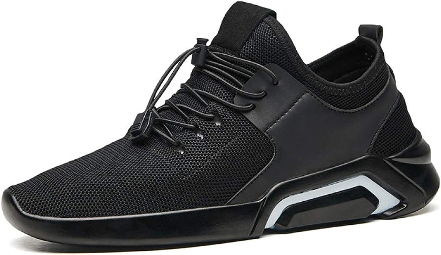 WDDGPZYDX Trend Men Fashion Breathable Adult Casual shoes Comfortable Wear-resisting Lace Up shoes pour sneakers