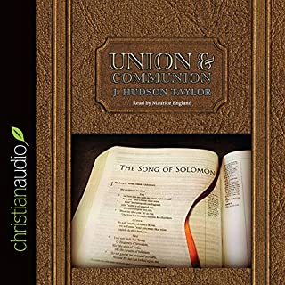 Union and Communion cover art