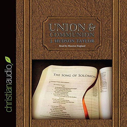 Union and Communion audiobook cover art