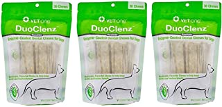 Duoclenz [3-Pack] VetOne Treats Small