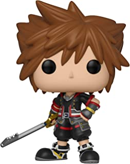 Funko POP Disney: Kingdom Hearts 3 - Figura coleccionable de Sora, multicolor