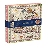 Liberty London Maxine 500 Piece Double Sided Puzzle with Shaped Pieces