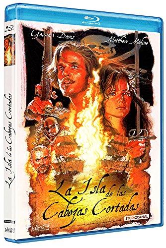 La isla de las cabezas cortadas [Blu-ray]