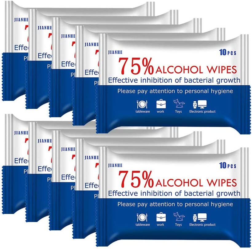 Disposable Wipes Ranking TOP7 Ranking TOP13 100 Packs=1000PCS Non-Woven Hand Clean