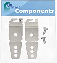 4-Pack W10195416 Lower Dishwasher Wheel Replacement for Maytag MDB5969SDM0 Dishwasher UpStart Components Brand Compatible with W10195416V Dishwasher Wheel