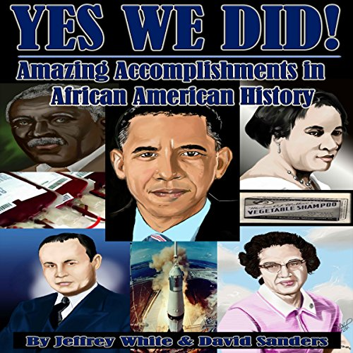 Yes We Did! audiobook cover art