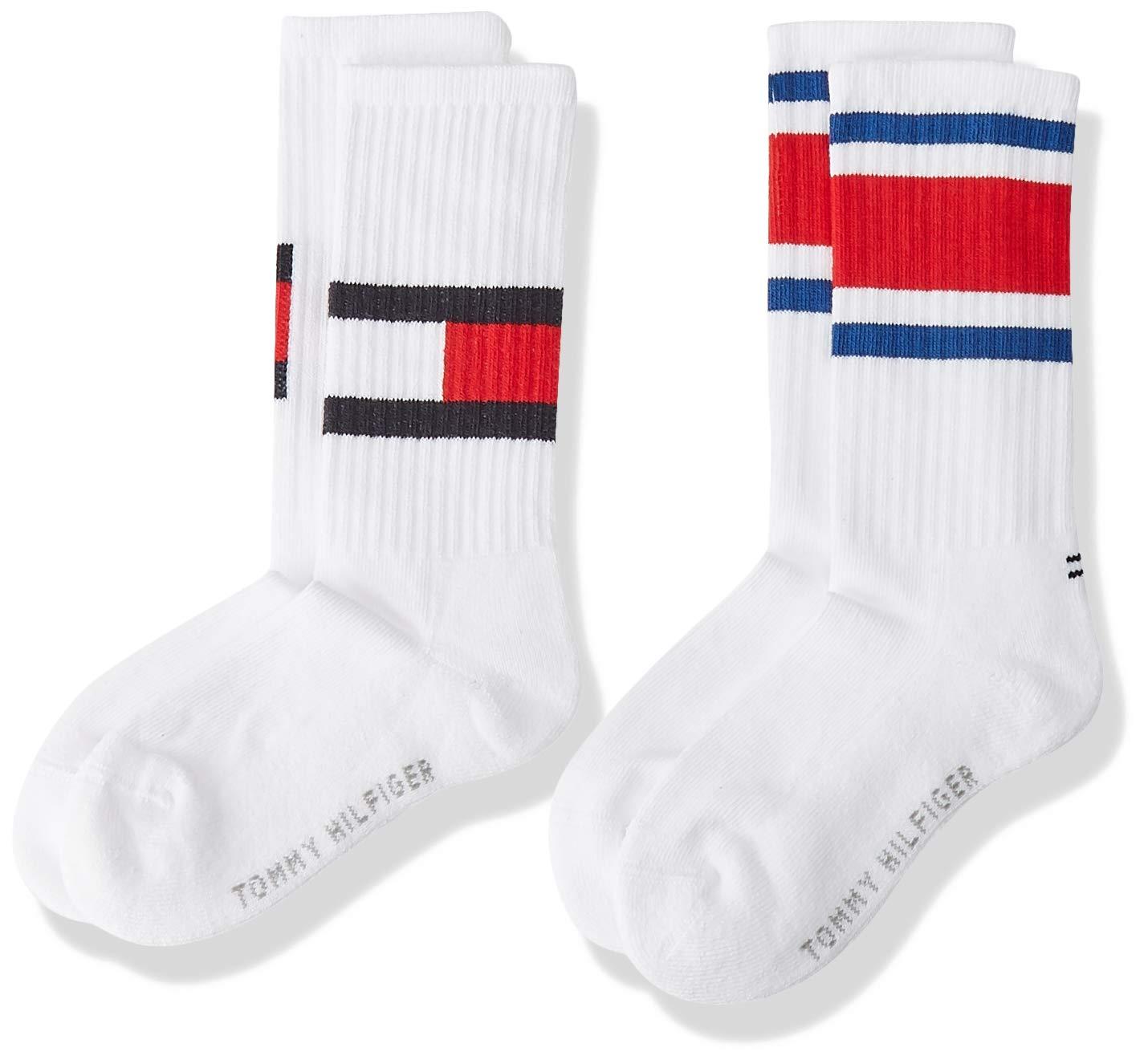 Tommy Hilfiger Boys Calf Socks Pack of 2
